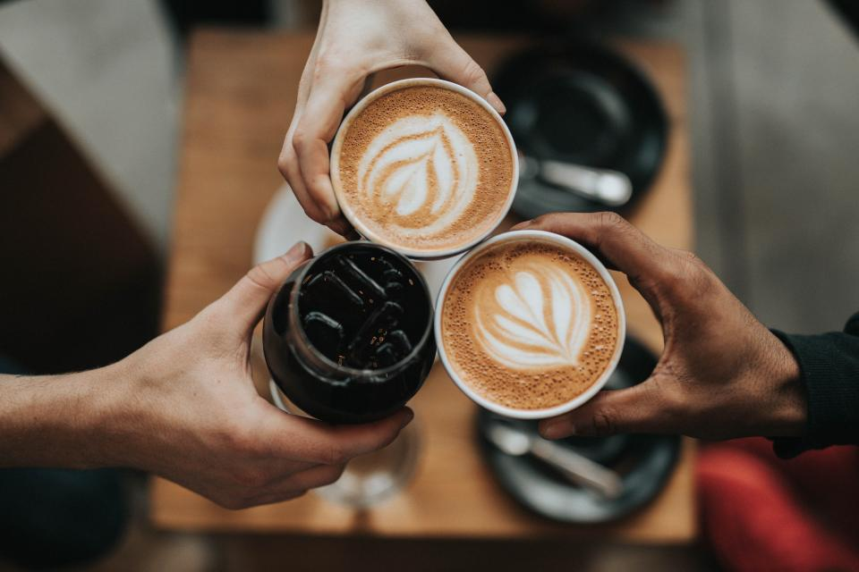 barrista lattte art