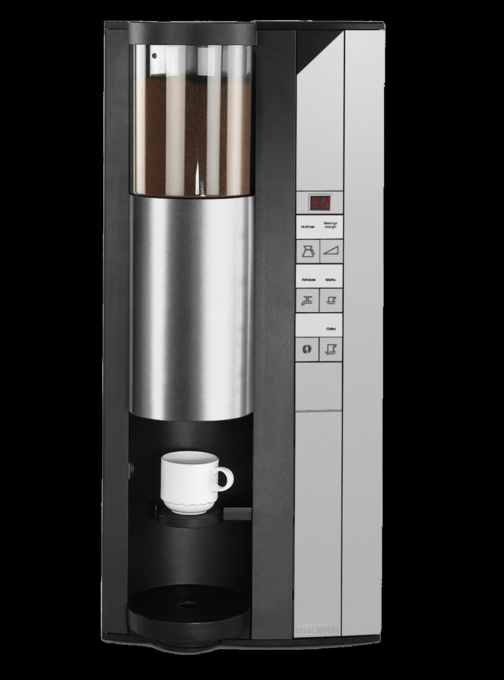 wittenborg firschbrüh kaffeeautomat fb55