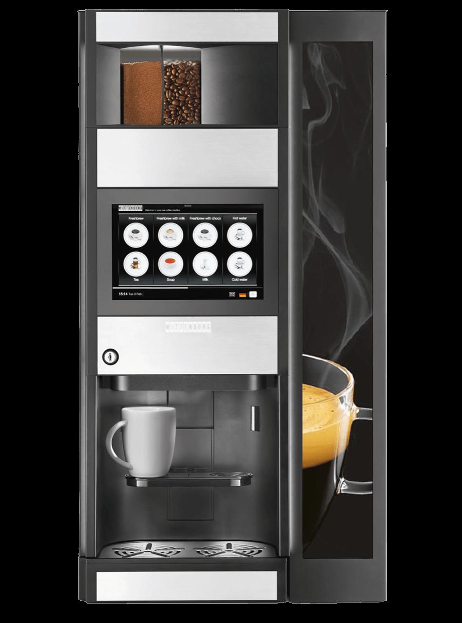 wittenborg kaffeeautomat 9100 es fb