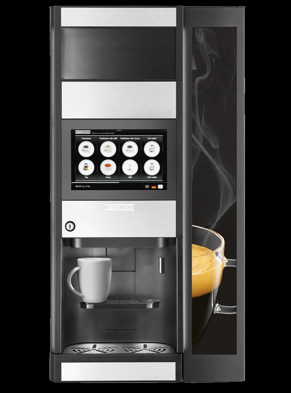 wittenborg kaffeeautomat 9100 in