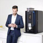 Animo OptiBean Touch – eleganter Kaffeevollautomat für Ihr Büro